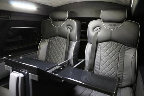 chevrolet suburban grand magnate limo  de bello van