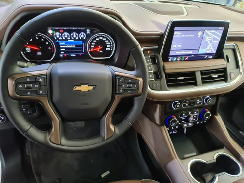 chevrolet suburban high country 2021