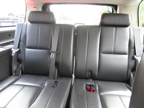 chevrolet suburban lt asientos cubo 2009