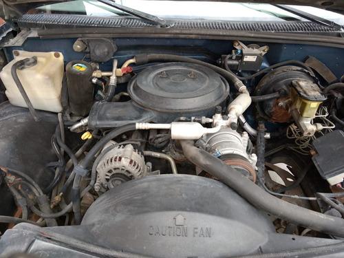 chevrolet suburban lt modelo 1998 automatica