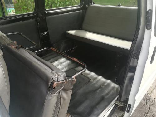 chevrolet super carry 1997 en excelentes condiciones
