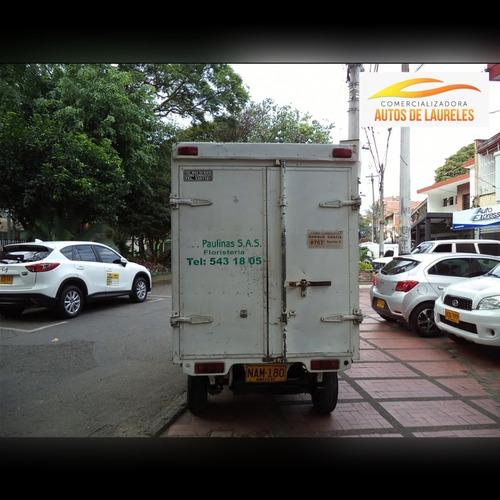 chevrolet  super carry furgon  2007.