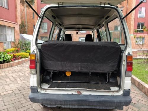 chevrolet super carry pasajeros - carga