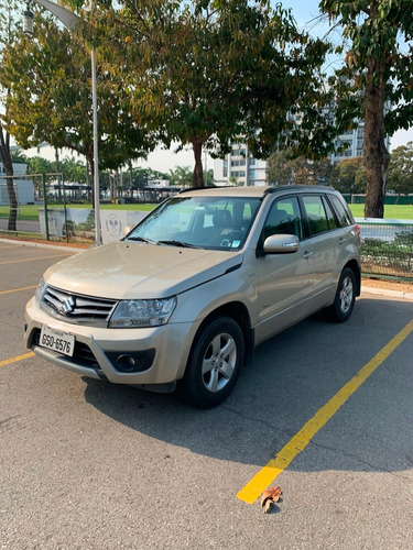 chevrolet suzuki grand vitara sz next ac 2.4 5p - negociable