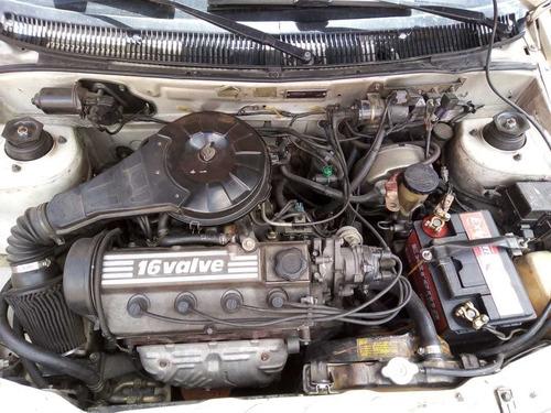 chevrolet swift 1.6 motor 16 valve 1995 blanco 4 puertas