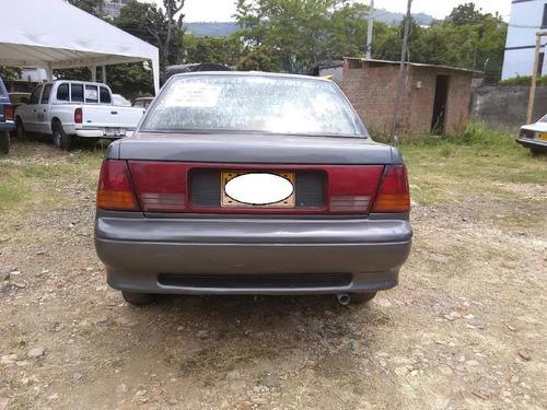 chevrolet swift motor 1.3 1992 4 puertas