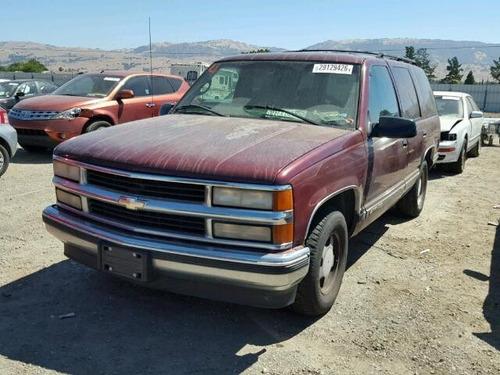 chevrolet tahoe 1992-1999 deposito de limpiaparabrisas