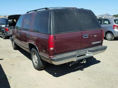 chevrolet tahoe 1992-1999 tanque de gasolina