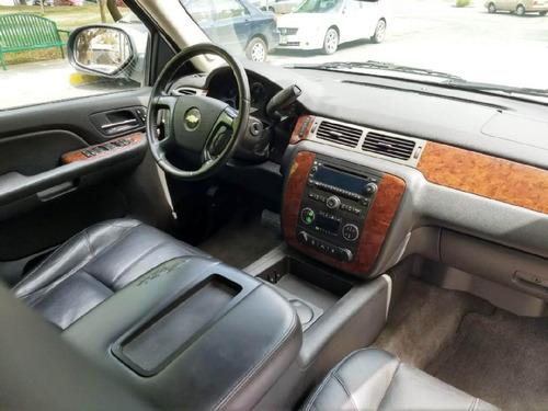 chevrolet tahoe 2009 b 5p suv aut piel cd 2a fila asientos