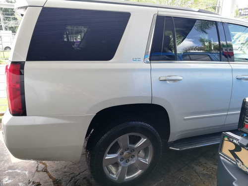 chevrolet tahoe 5.3 ltz v8 4x4 at