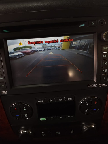 chevrolet tahoe 5.3 piel dvd 2a fila asientos 4x4 t/a unico