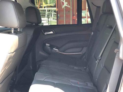chevrolet tahoe 5p lt v8/5.3 aut