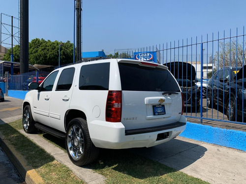 chevrolet tahoe c suv piel r-17 at 2012