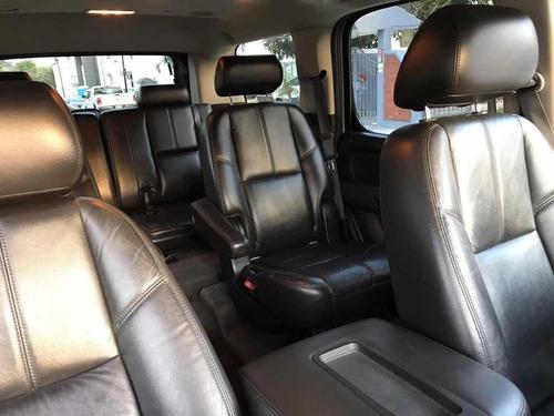 chevrolet tahoe d suv piel cd 2a fila asientos at 2010