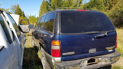 chevrolet  tahoe full