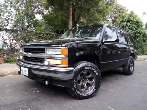 chevrolet tahoe impecable 1999