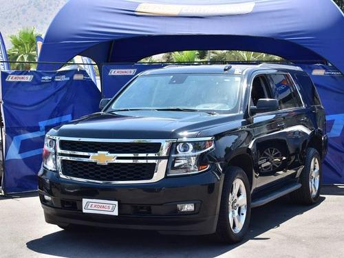 chevrolet tahoe  lt 4wd 5.3 aut 2017