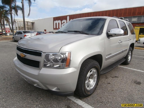 chevrolet tahoe lt - automatico
