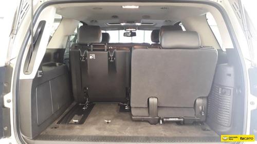 chevrolet tahoe sport wagon 4x4 automatica