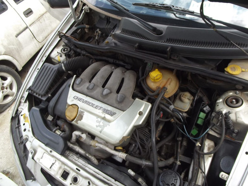 chevrolet tigra 1.6 16v 1998 para peças motor cambio sucata