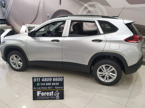 chevrolet tracker 1.2 at entrega inmediata 0km 2020 qwer4412