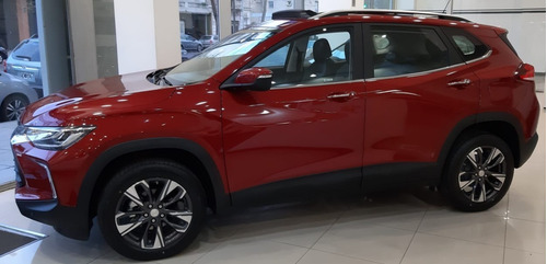 chevrolet tracker 1.2 at premier 0km #7