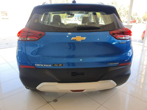 chevrolet tracker 1.2 premier turbo at