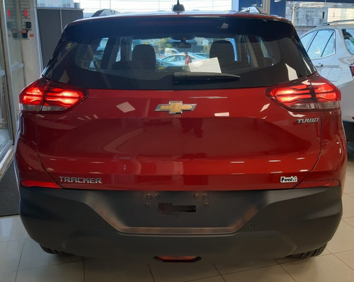 chevrolet tracker 1.2 turbo at 0km #7