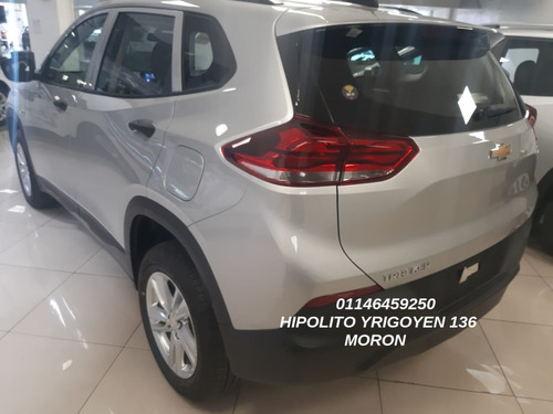 chevrolet tracker 1.2 turbo automatica 0km#7