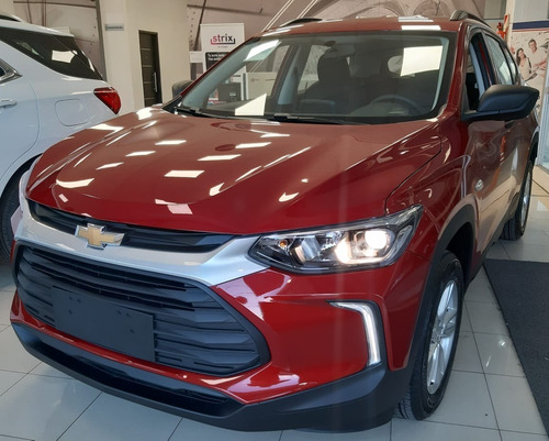 chevrolet tracker 1.2 turbo mt 0km 2020 #7