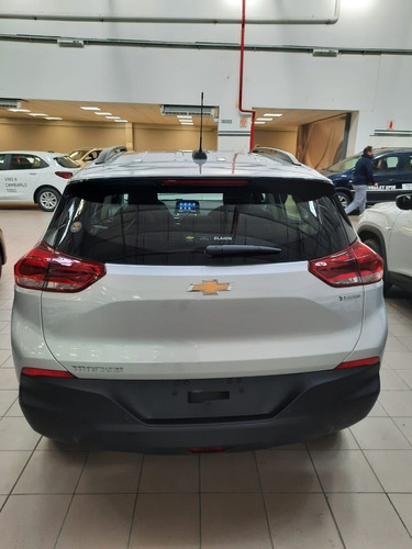 chevrolet tracker 1.2 turbo mt 0km