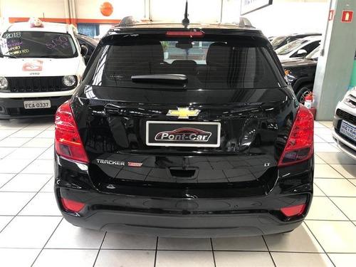 chevrolet tracker 1.4 16v turbo flex lt automático 2018/2018