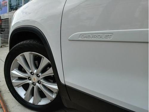 chevrolet tracker 1.4 16v turbo flex ltz automatico