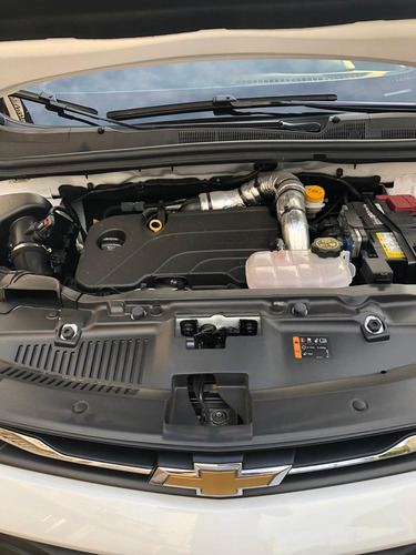 chevrolet tracker 1.4 lt turbo aut. 5p 2018 impecavel branca