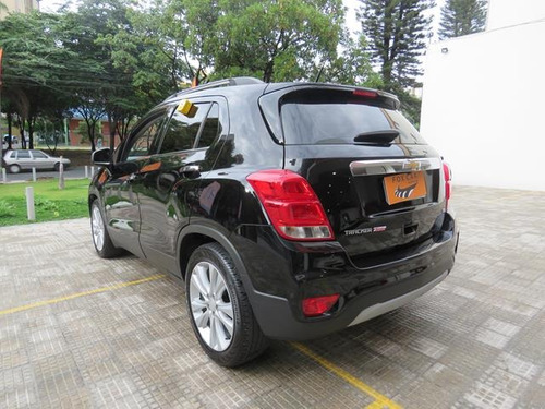 chevrolet tracker 1.4 ltz turbo aut. ano 2016/2017 (1429)