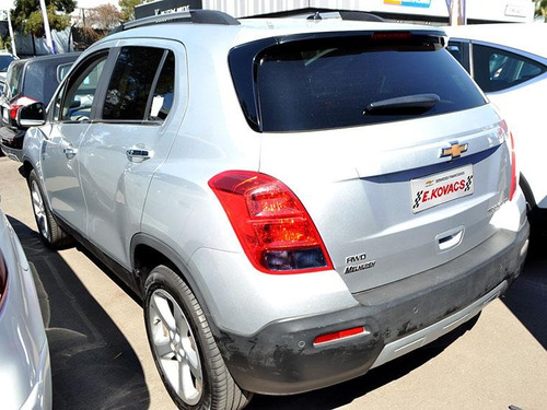 chevrolet tracker 1.8 awd e5 lt at 2016