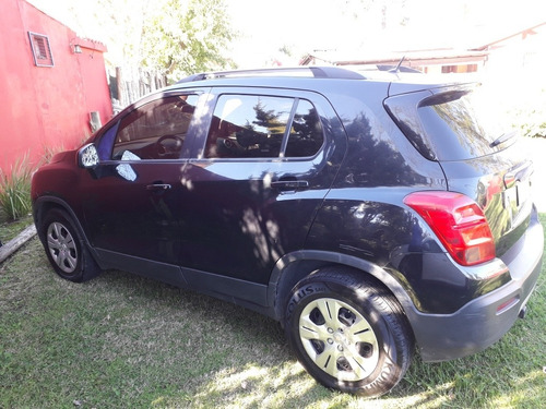 chevrolet tracker 1.8 lt fwd mt 4x2 2013