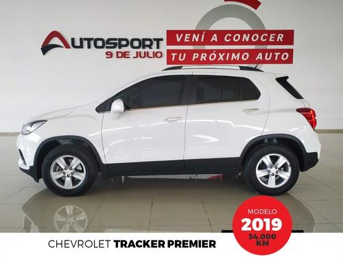 chevrolet tracker 1.8 ltz 140cv 2019