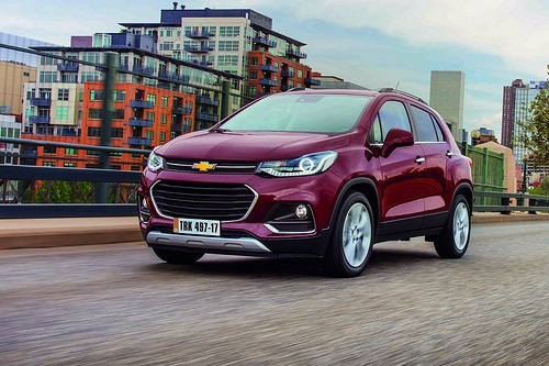 chevrolet tracker 1.8 ltz 4x2 manual onstar 2018#1