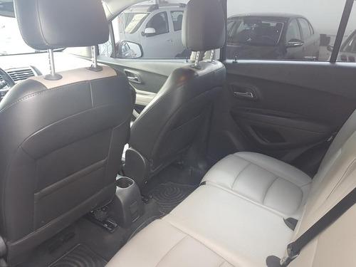 chevrolet tracker 1.8 ltz 4x4 aut 2016