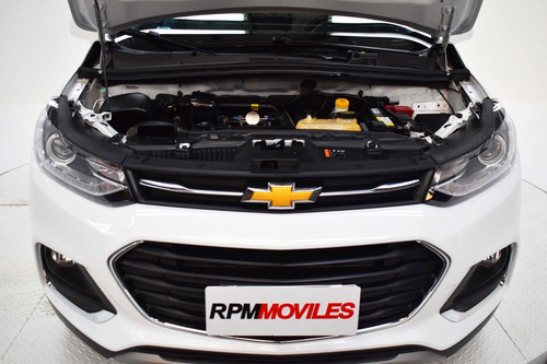 chevrolet tracker 1.8 ltz+ at 2017 rpm moviles