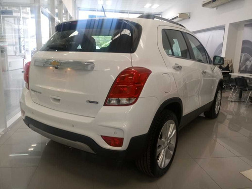 chevrolet tracker 1.8 ltz+ at 4x4 mc