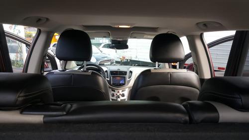 chevrolet tracker 1.8 ltz aut 2015
