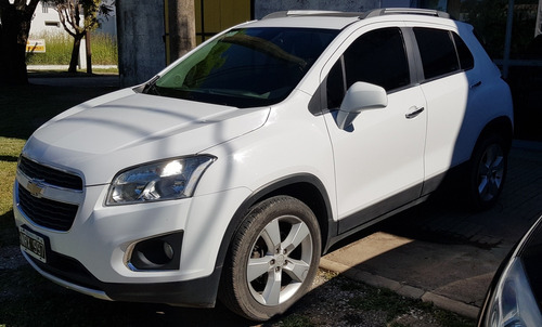 chevrolet tracker 1.8 ltz+ awd at 140cv 2014