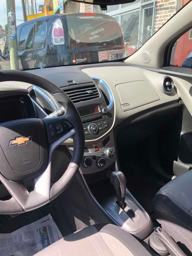 chevrolet tracker 1.8 ltz awd at 140cv 2015