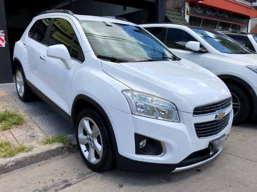 chevrolet tracker 1.8 ltz + awd at 140cv 4x4 2016