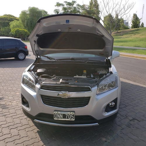 chevrolet tracker 1.8 ltz awd at 2015 impecable permut