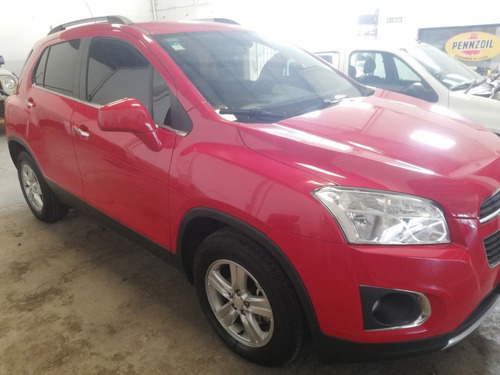 chevrolet tracker 1.8 ltz caja manual modelo 15