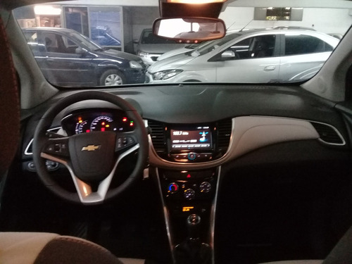 chevrolet tracker 1.8 ltz financiada entrega inmediata