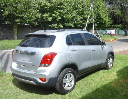 chevrolet tracker 1.8 ltz fwd 2017 manual impecable! permuto
